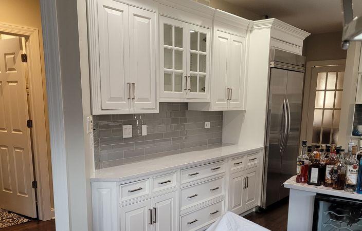 Kitchen Cabinet Painting Oak Brook IL